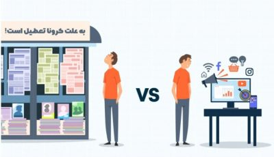 راهنما و مزایای آنلاین کردن کسب و کارها در دوران کرونا