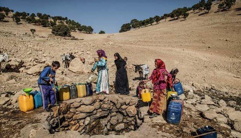 هزینه ۳۰ میلیارد دلاری رفع بحران آب در ایران/ فروش ۵۰۰ میلیون بشکه نفت برای نجات آب!
