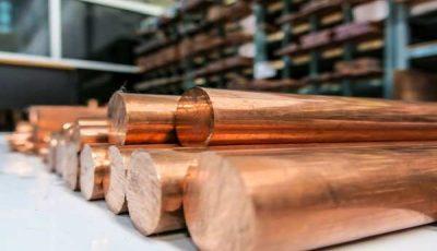 رکوردشکنی قیمت مس/ ارزش سهام فلزات چقدر رشد میکند؟