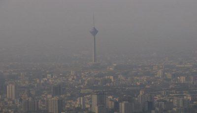 مرگ سالانه ۴۰ هزار نفر به دلیل تنفس هوای آلوده