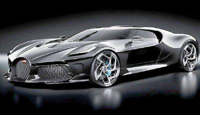 ماشین سیاه،گرانترین خودروی دنیا