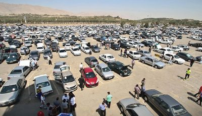 قیمت خودرو افزایش یافت