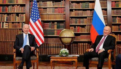 پوتین و بایدن به توافق رسیدند / جنگ اتمی هرگز نباید آغاز شود