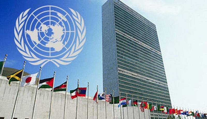 رفع تعلیق حق راى ایران در سازمان ملل