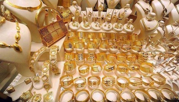 قیمت طلا و سکه امروز ۲۵ مهر