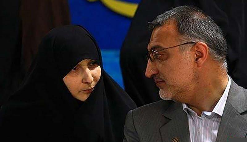 همسر زاکانی، مدیر حوزههای علمیه خواهران تهران؟
