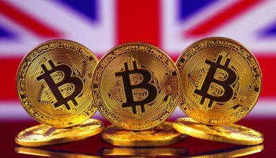 بیتکوین پرطرفدارترین ارز دیجیتال در بریتانیا