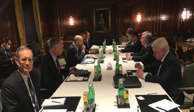 نشست روسیه و آمریکا در مذاکرات احیای برجام