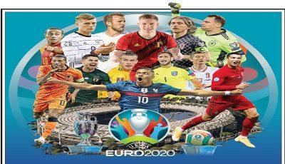 بازیهای امروز یورو ۲۰۲۰