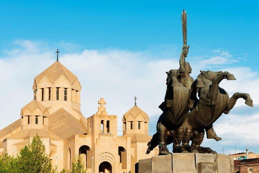 بهترین هتلهای ارمنستان برای اقامت کدامند؟