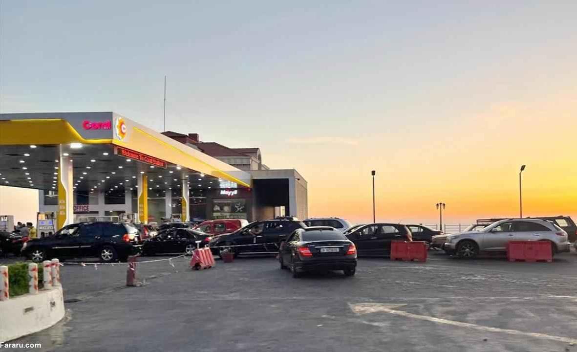 هشتگ لبنانیها برای خرید بنزین از ایران/ چرا دولت لبنان مخالفت کرد؟