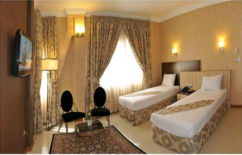 هتلهای ارزان قیمت در مشهد