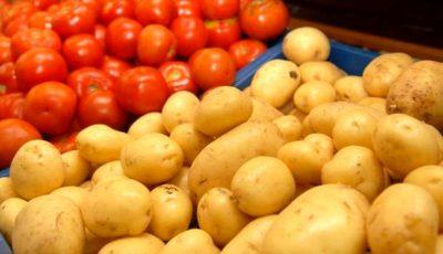 جهش قیمت گوجهفرنگی و سیبزمینی