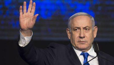 نتانیاهو رفت