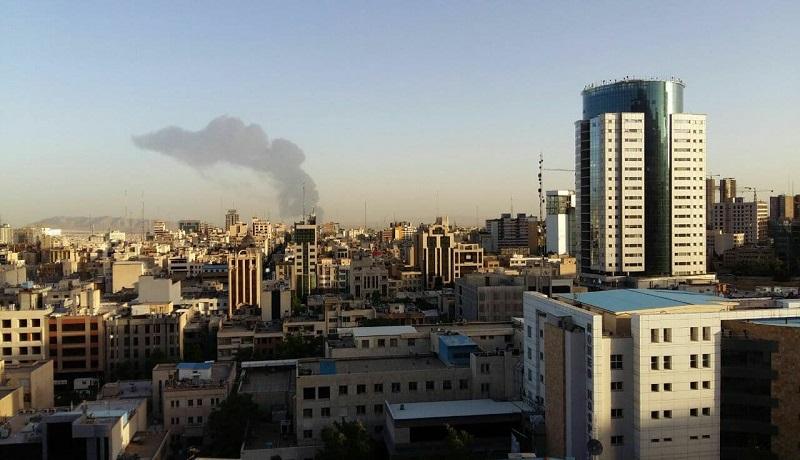 آتشسوزی در پالایشگاه تندگویان تهران/ ضایعات نفتی عامل حادثه بودند