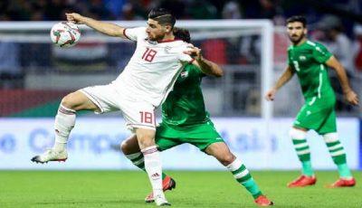 لغو اکران بازی ایران و عراق