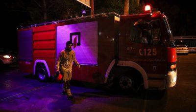 انفجار شی ناشناس در پارک ملت / علت حادثه چیست؟