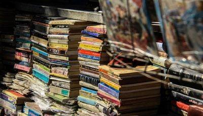 رونق خرید و فروش کتاب های دست دوم