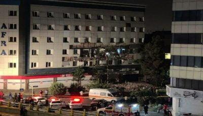 انفجار، این بار در غرب تهران / علت حادثه شهران چه بود؟