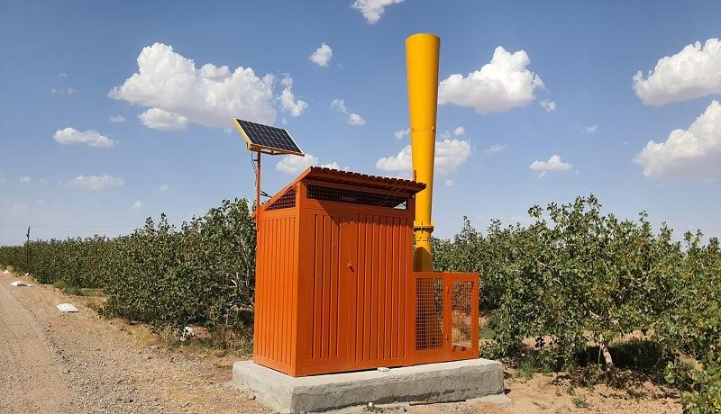 شایعه عجیب درباره علت خشکسالی/ تاثیر واردات دستگاه ضد تگرگ بر بارندگی!