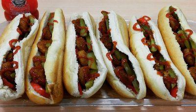 افزایش ۱۰ برابری قیمت فلافل در عرض ۳ سال!/ هر ساندویچ چند؟
