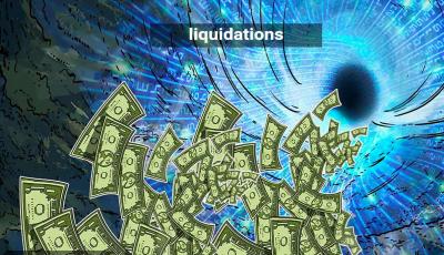 زیان تاریخی در بازار رمزارزها / ۹۰۰ میلیون دلار لیکویید شد!