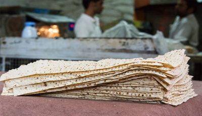 قیمت نان لواش چقدر افزایش داشت؟