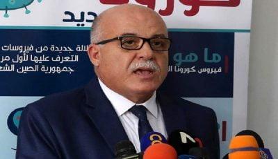 وزیر بهداشت تونس به خاطر کم کاری در مقابله با کرونا برکنار شد