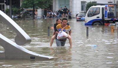 رمزارز به داد سیلزدگان رسید! / کمک مالی فعالان بازار رمزارزها به سیلزدگان چینی