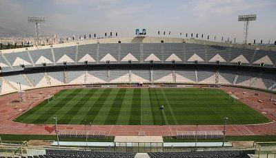 ورزشگاه آزادی میزبان بازیهای تیم ملی