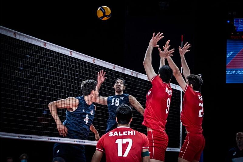 لهستان نخستین تیم صعود کننده از گروه ایران/جدول ردهبندی گروه ایران در والیبال المپیک ۲۰۲۰