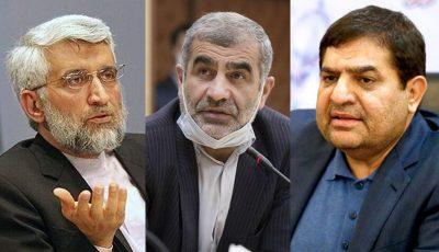 رقابت سه نفر بر سر یک صندلی / معاون اول رئیسی کیست؟