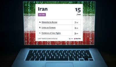 دشمنان اینترنت در جهان/ سیاهترین کارنامه سانسور اینترنت مربوط به کجاست؟