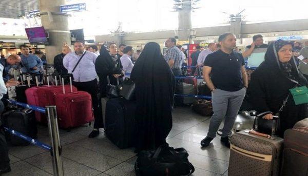 عذرخواهی وزیر راه از ناهماهنگی در پروازهای اربعین