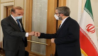 سفر معاون سرویس اقدام اتحادیه اروپا به ایران