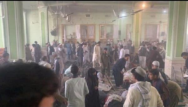 بیش از ۹۰ کشته و زخمی در انفجار تروریستی مسجد در قندهار