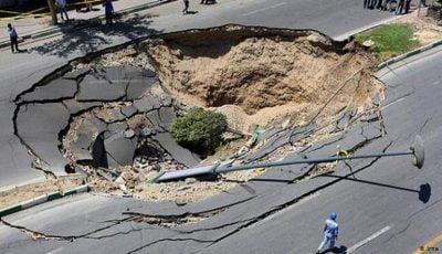 ایران رتبه ۴ فرونشست زمین در دنیا / وضعیت فوق بحرانی است!