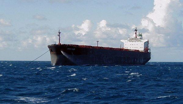 بارگیری ابرنفتکش ایرانی با ۲ میلیون بشکه نفت خام ونزوئلا