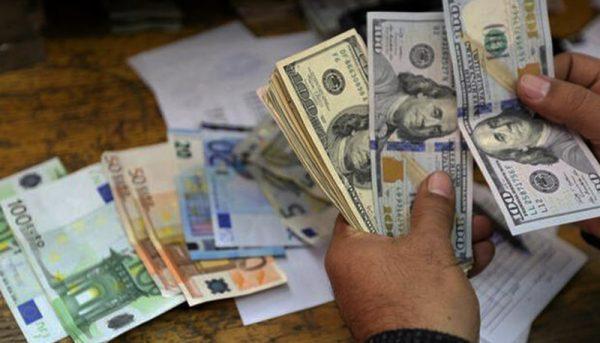نرخ امروز دلار و یورو در معاملات بازار متشکل ارزی