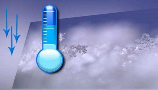 هشدار سازمان هواشناسی / دما به زیر صفر درجه میرسد!