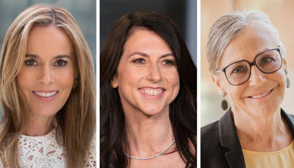 ثروتمندترین زنان دنیا چه کسانی هستند؟ (اینفوگرافیک)
