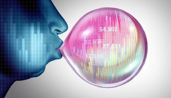 حباب بورس تهران چقدر است؟